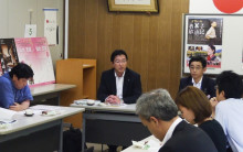 $地域価値創造コンサルタント 須田憲和-意見交換会