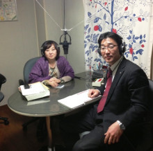 「がんばろう宮城」希望のラジオ 須田憲和